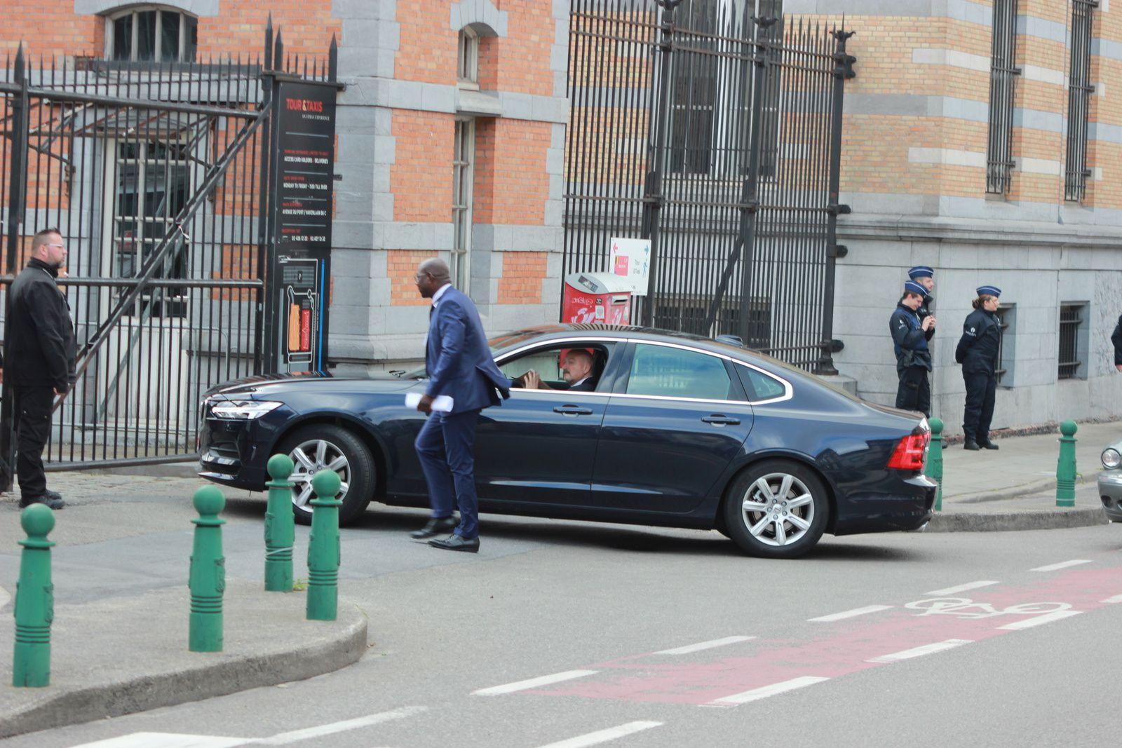 Séjour de Paul Kagame à Bruxelles sous très haute sécurité