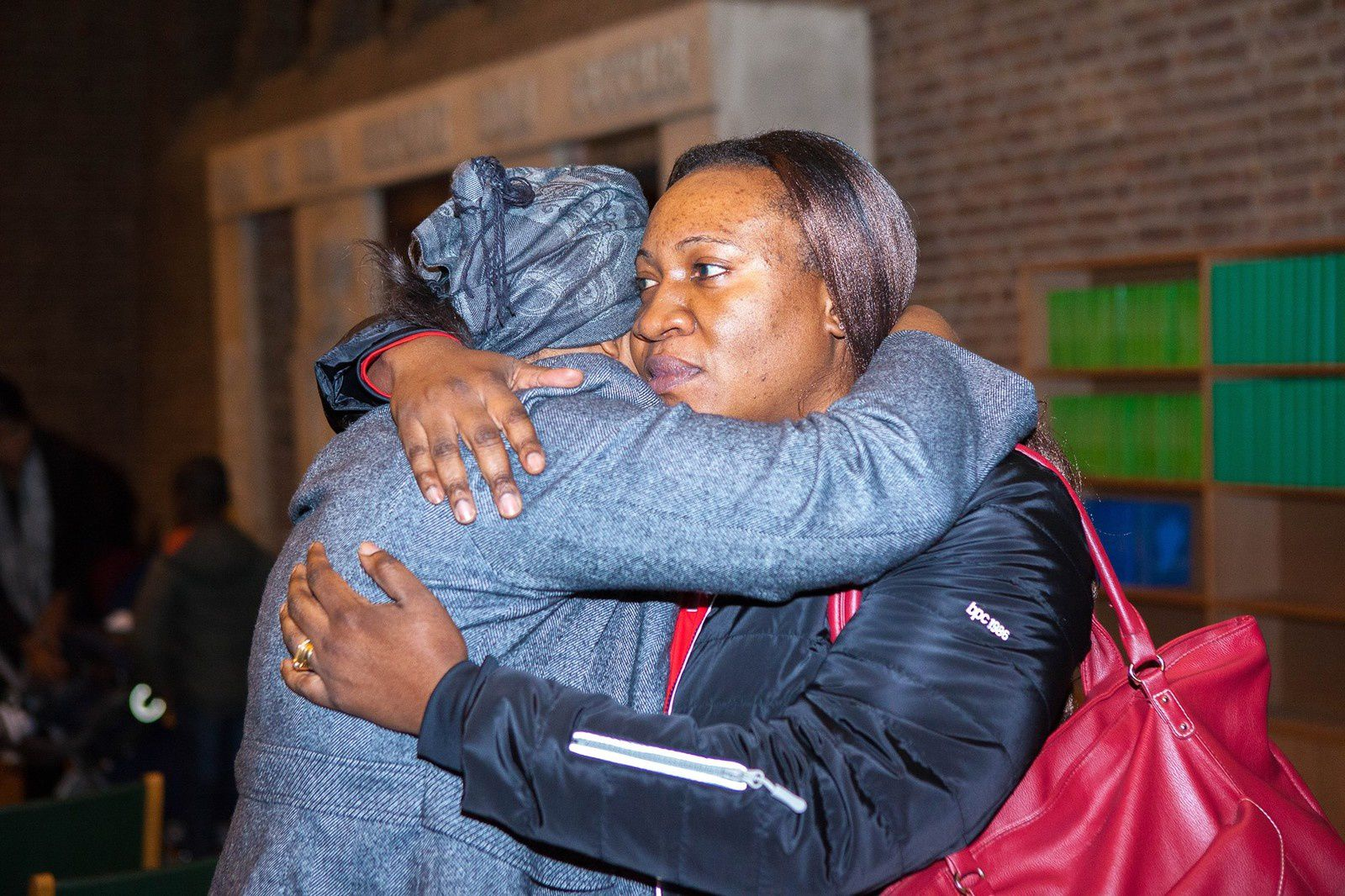 Bruxelles, dernier hommage à Kasongo Dibwe Fita Benjamin