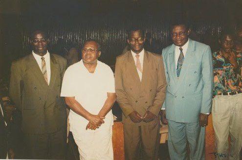 NPM Mutombo Buitshi, Etienne Tshisekedi, Cheik FITA, Frédéric Kibasa Maliba