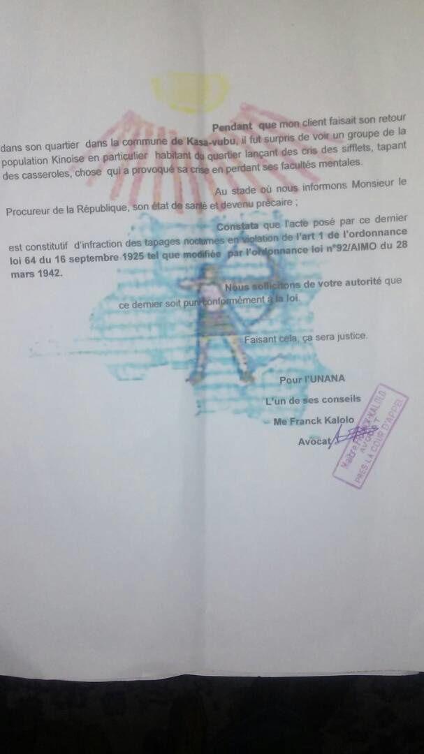 Sous-traitance politique: Willy Mishiki porte plainte contre les sons de cloche de l'église congolaise