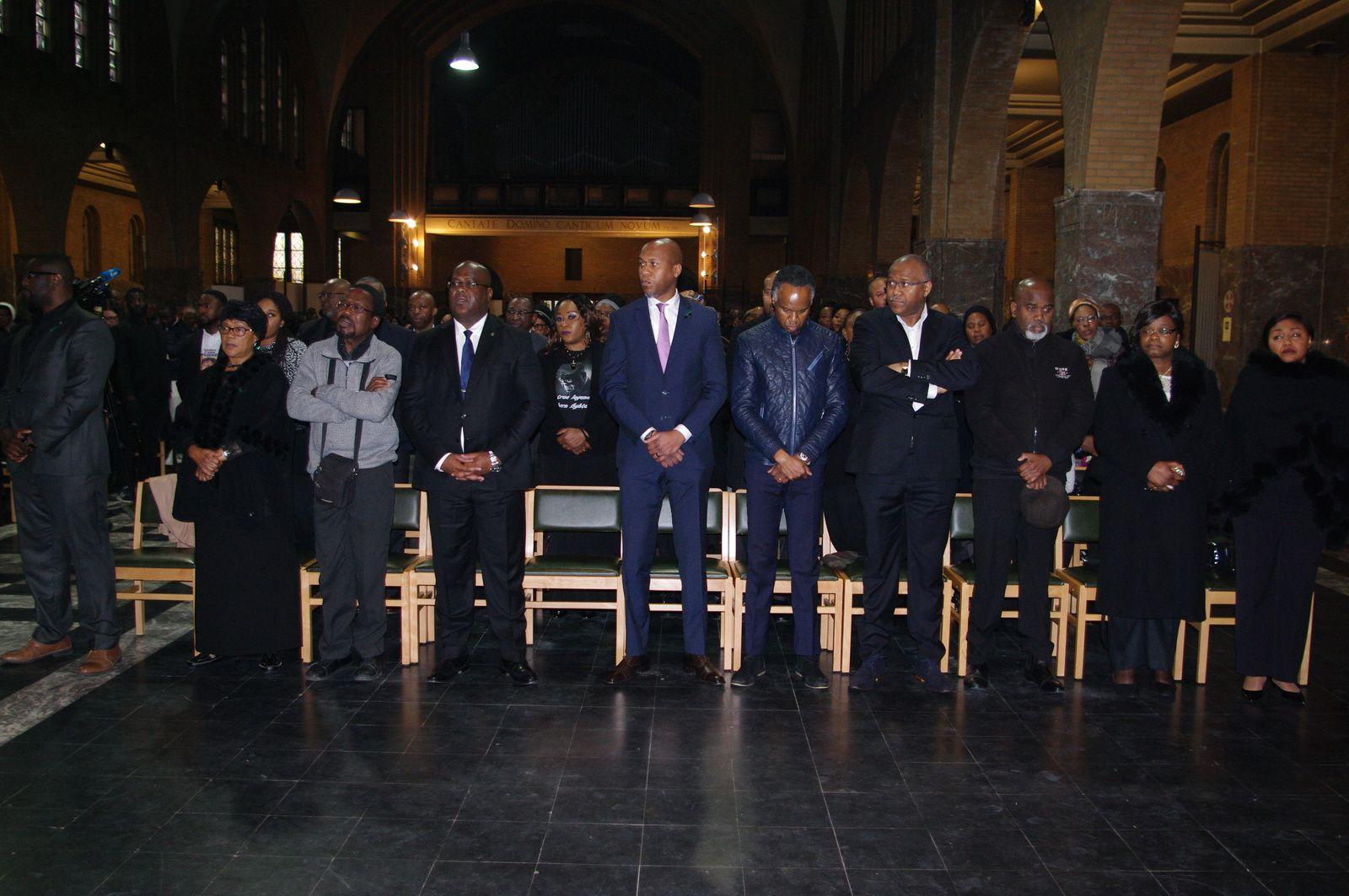 Abbé Mbelu à Bruxelles: Tshisekedi est vivant, son esprit habite des millions des cœurs