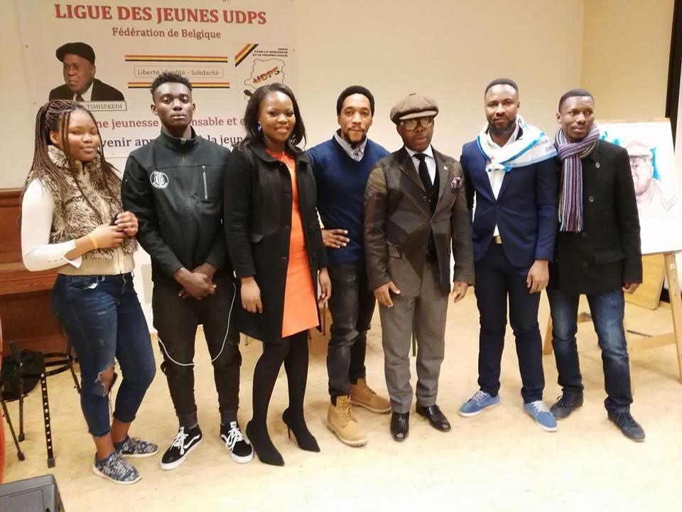 Ligue des jeunes de l'UDPS-Belgique: comment faire gagner le parti aux élections?