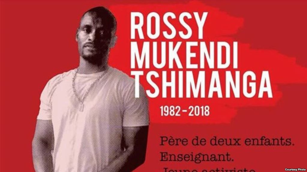 Assassinat de Rossy Mukendi, la police congolaise donne sa version