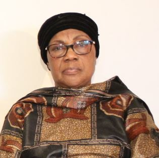 Journée de la femme, Message de Maman Marthe Kasalu, veuve E. Tshisekedi