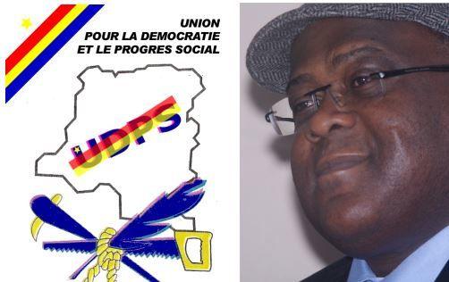 UDPS, Félix Antoine Tshisekedi a posé sa candidature pour la présidence du parti