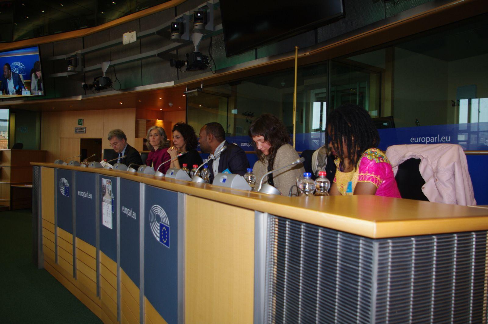 Conférence au Parlement européen: Elections-Transition avec ou sans Jo Kabila?