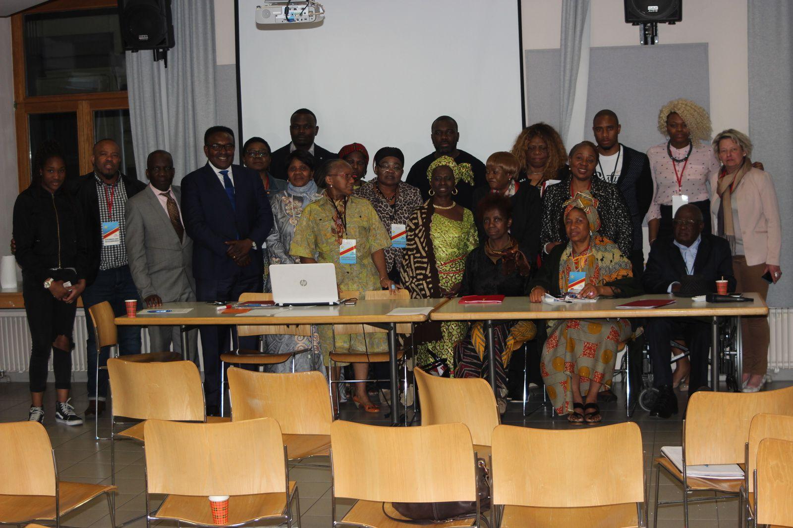 Bruxelles. La diaspora congolaise et la société civile ne considèrent plus J. Kabila comme Président