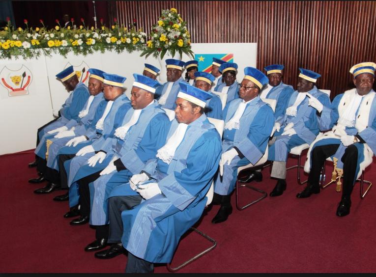 Une Cour constitutionnelle des médiocres en RD Congo! Leçons de la Cour constitutionnelle du Gabon