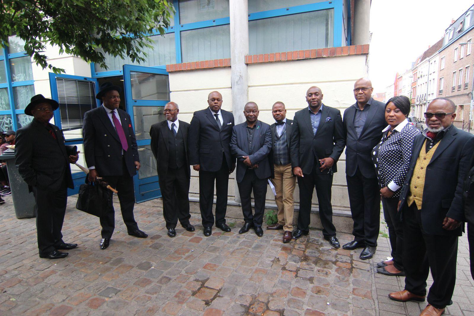 Lille. Soutien hors norme de la communauté congolaise à PaulNsapu