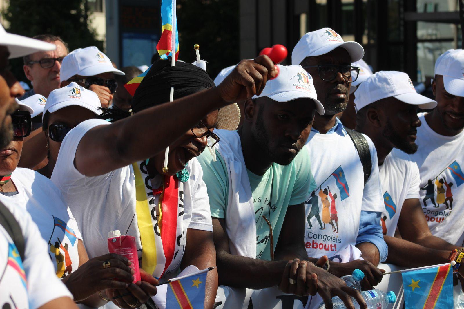Bruxelles. Sindika Dokolo promet au clan Kabila des «frappes chirurgicales»
