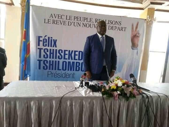 L'Homme, premier pilier du programme du candidat Félix Tshisekedi Tshilombo de l'UDPS