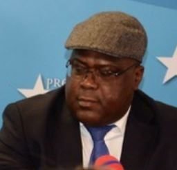 Flash. Félix Tshisekedi en Belgique