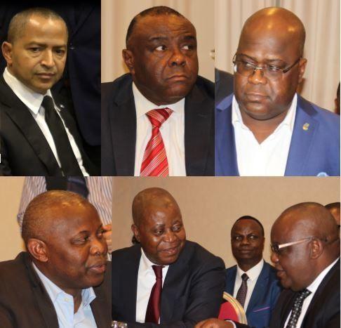 29 septembre 2018, l'opposition congolaise en meeting et cap sur la présidentielle