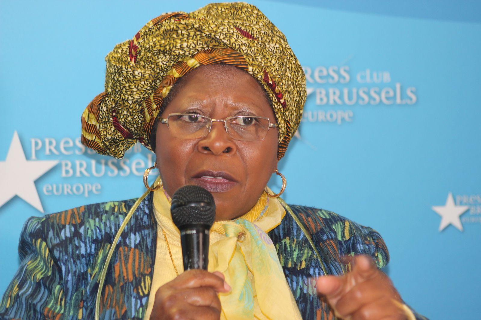 Conclave de Genève et élections du 23.12.18: Justine Kasa-Vubu donne sa position