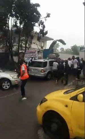 Flash. Arrivée du ticket Félix Tshisekedi-Vital Kamerhe à Kinshasa…