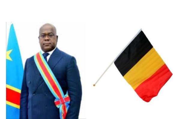 Document. Programme de la visite officielle du Président Tshisekedi de la RD Congo en Belgique