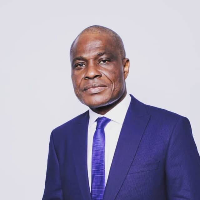 Martin Fayulu. Photo de profil de page facebook