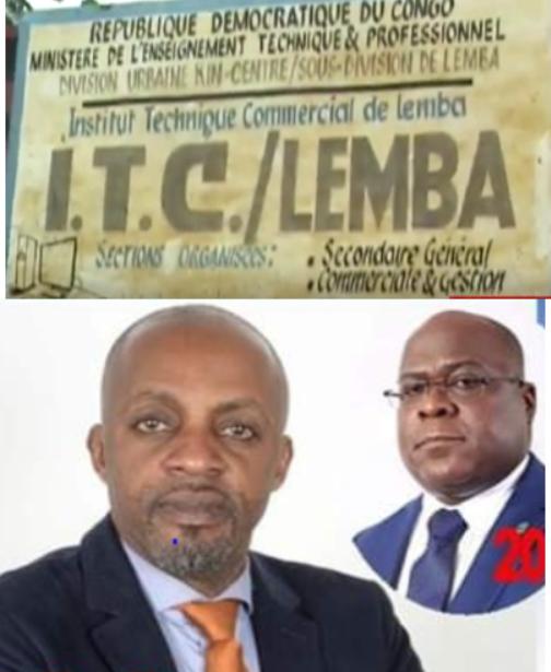 Gratuité de l'enseignement primaire en RD Congo, témoignage de Rigobert KUTA
