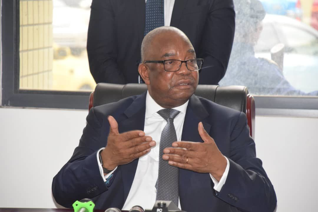 Situation sécuritaire post-Kabila en RDC, interview du Vice-Premier Ministre Gilbert Kankonde