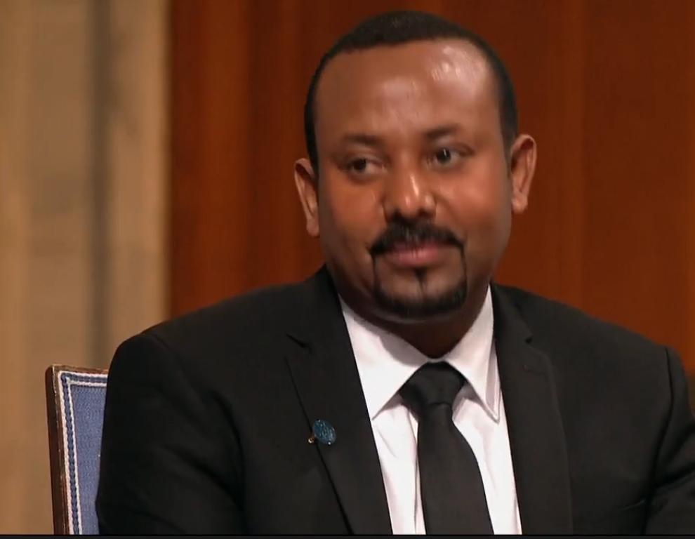 Oslo. Le Prix Nobel de la Paix 2019 remis à Abiy Ahmed, Premier Ministre éthiopien