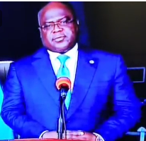 Document. DISCOURS DU PRESIDENT DE LA REPUBLIQUE DEMOCRATIQUE DU CONGO,  CHEF DE L'ETAT, A L'OCCASION DE LA CELEBRATION DU 30 JUIN 2020
