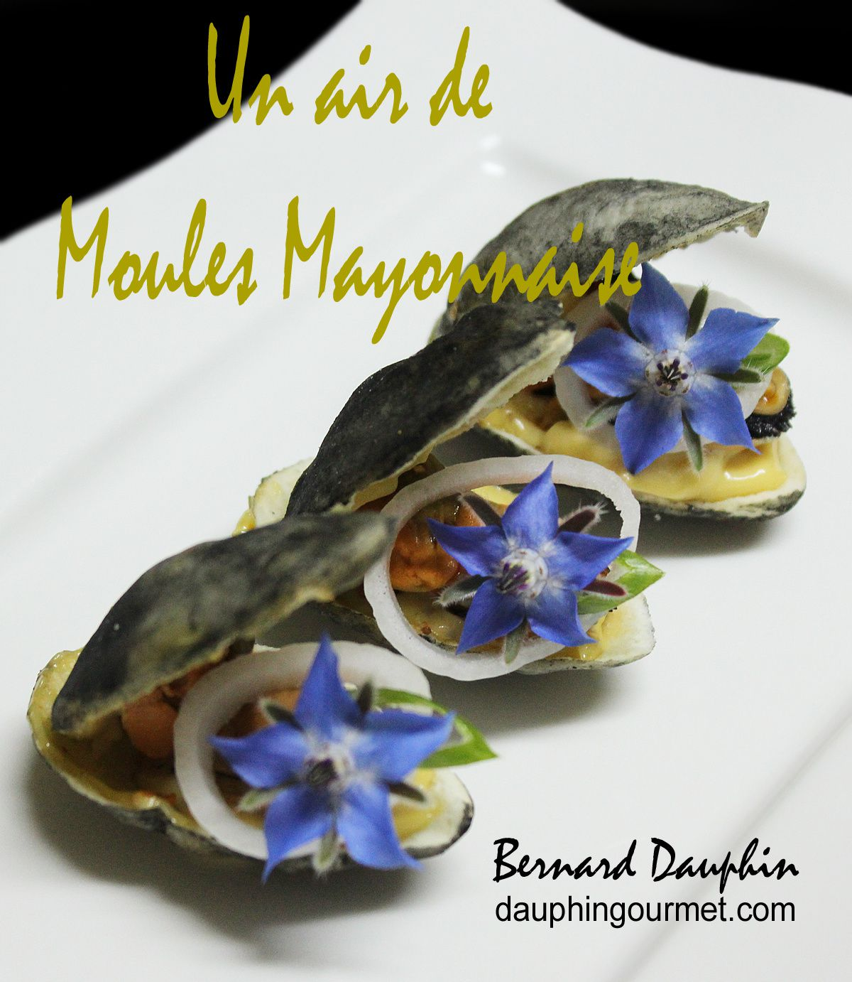UN AIR DE MOULES MAYONNAISE
