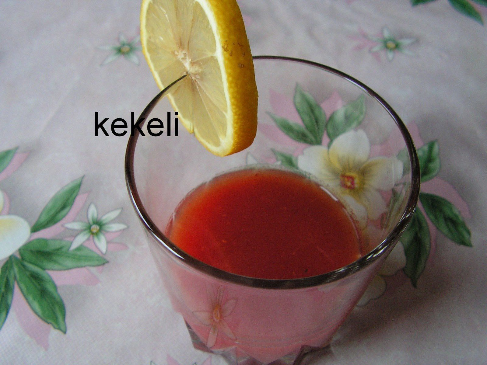 Cocktail Blody Mary