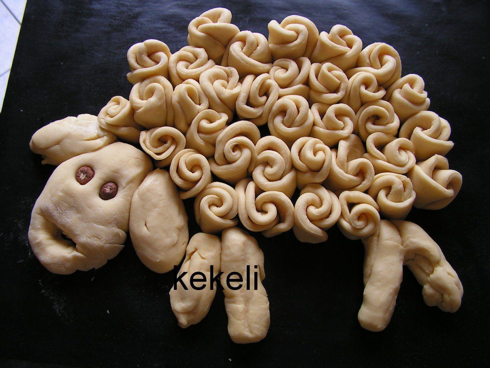 L'agneau bouclette