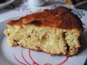 Biscuit à la pomme de terre (sans gluten)
