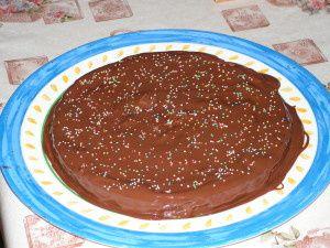 gâteau forestier