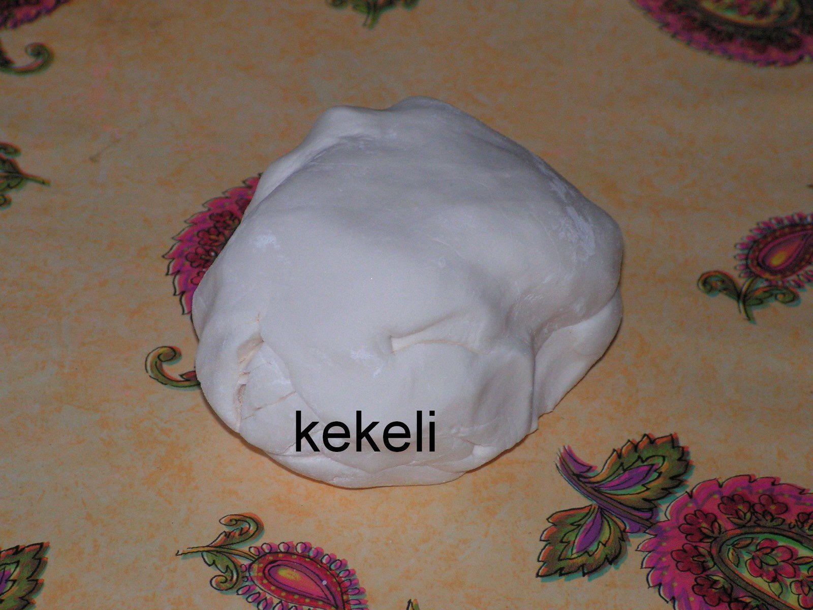 Pâte à sucre traditionnelle