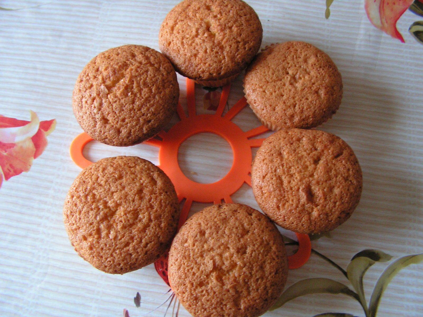 Muffins de Pâques