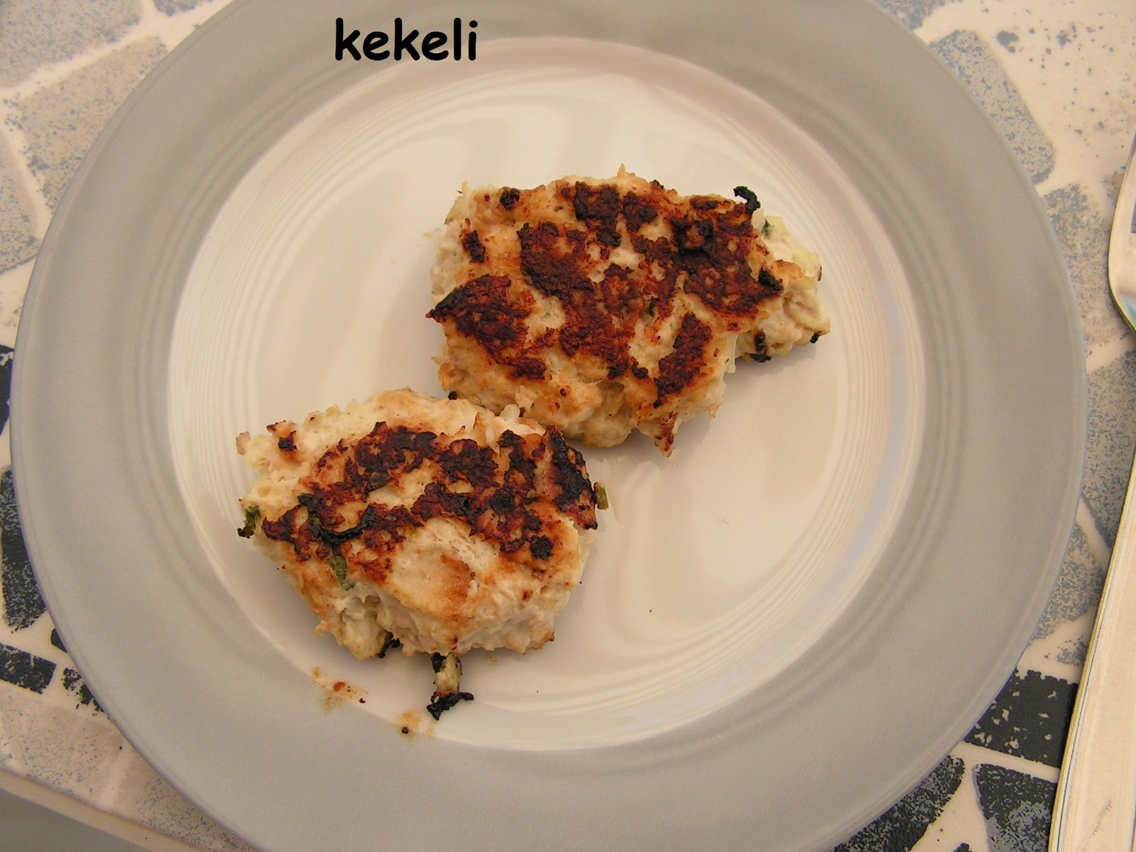 Keftas de poulet