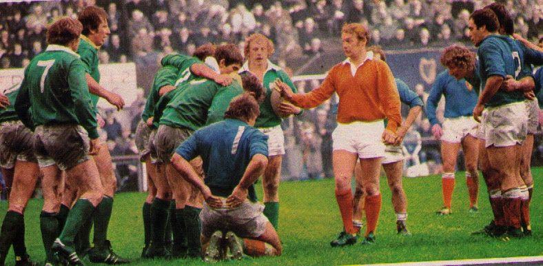 IRLANDE FRANCE 77 : LA BALLADE IRLANDAISE