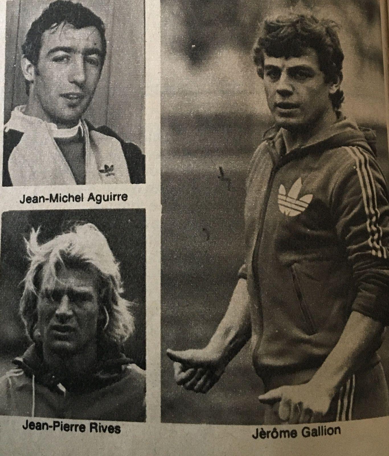 14 juillet 1979 : L'ESPRIT D'AUCKLAND