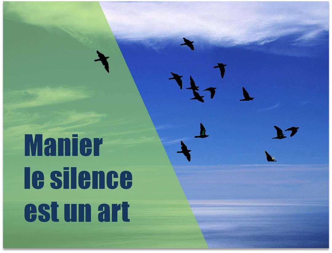 Présentation percutante : Silence, je respiiiiiire (1,2,3) pour amplifier l'impact de mon message