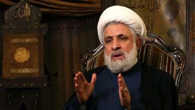 Naïm Qassem, secrétaire général adjoint du Hezbollah libanais