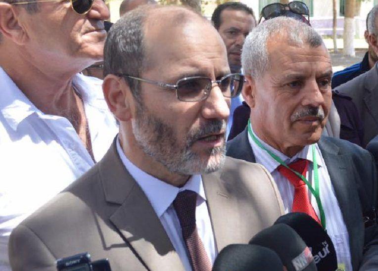 Abderrazak Makri, président du MSP
