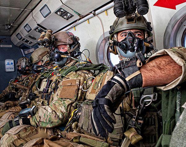 Les 100 missions des forces spéciales US en Afrique