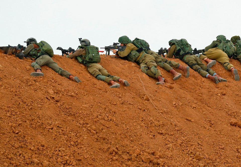 Massacre à Gaza : Israël teste de nouveaux gaz sur les ...