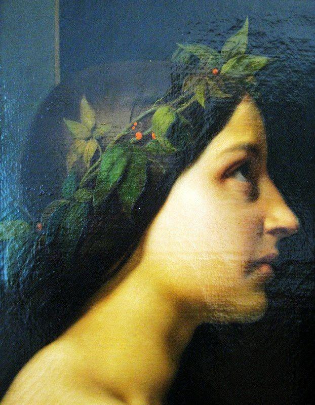 Louis-Charles Timbal, portrait allégorique : l'Etude