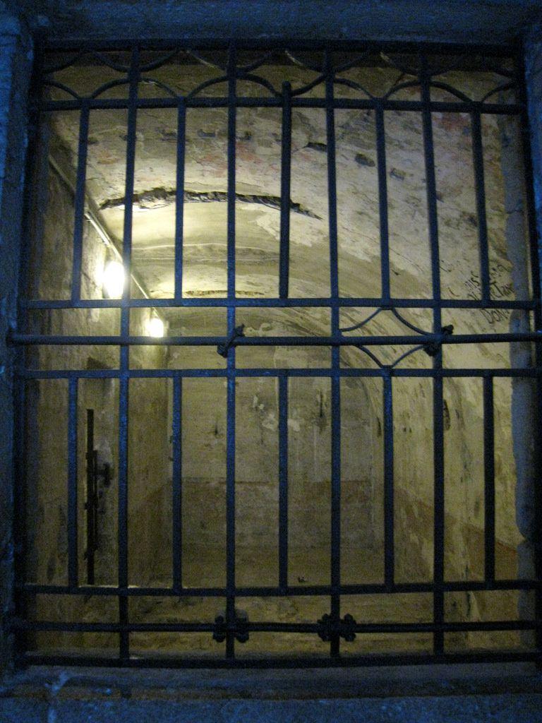 Prison du palais des Doges, Venise