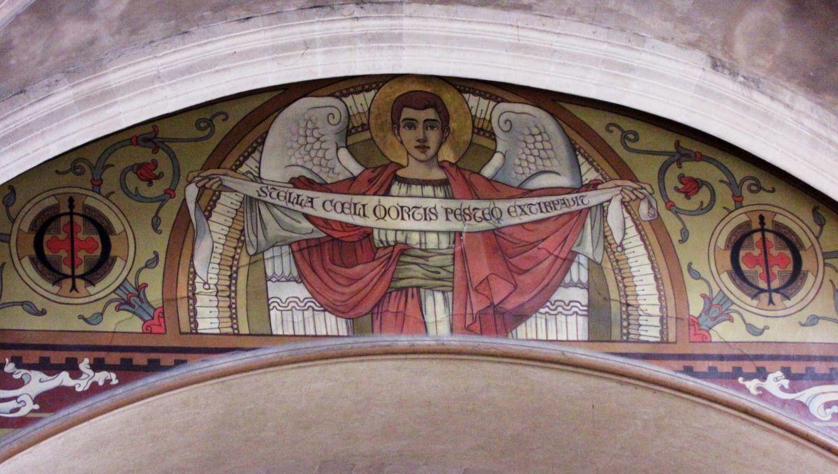 Le choeur de l'église Notre-Dame de Pontoise