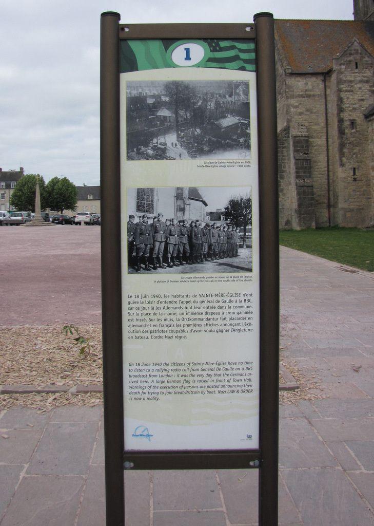 In Memoriam, Sainte-Mère-Eglise