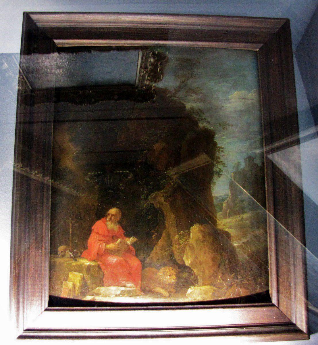 David II Teniers, Saint Jérôme dans le désert