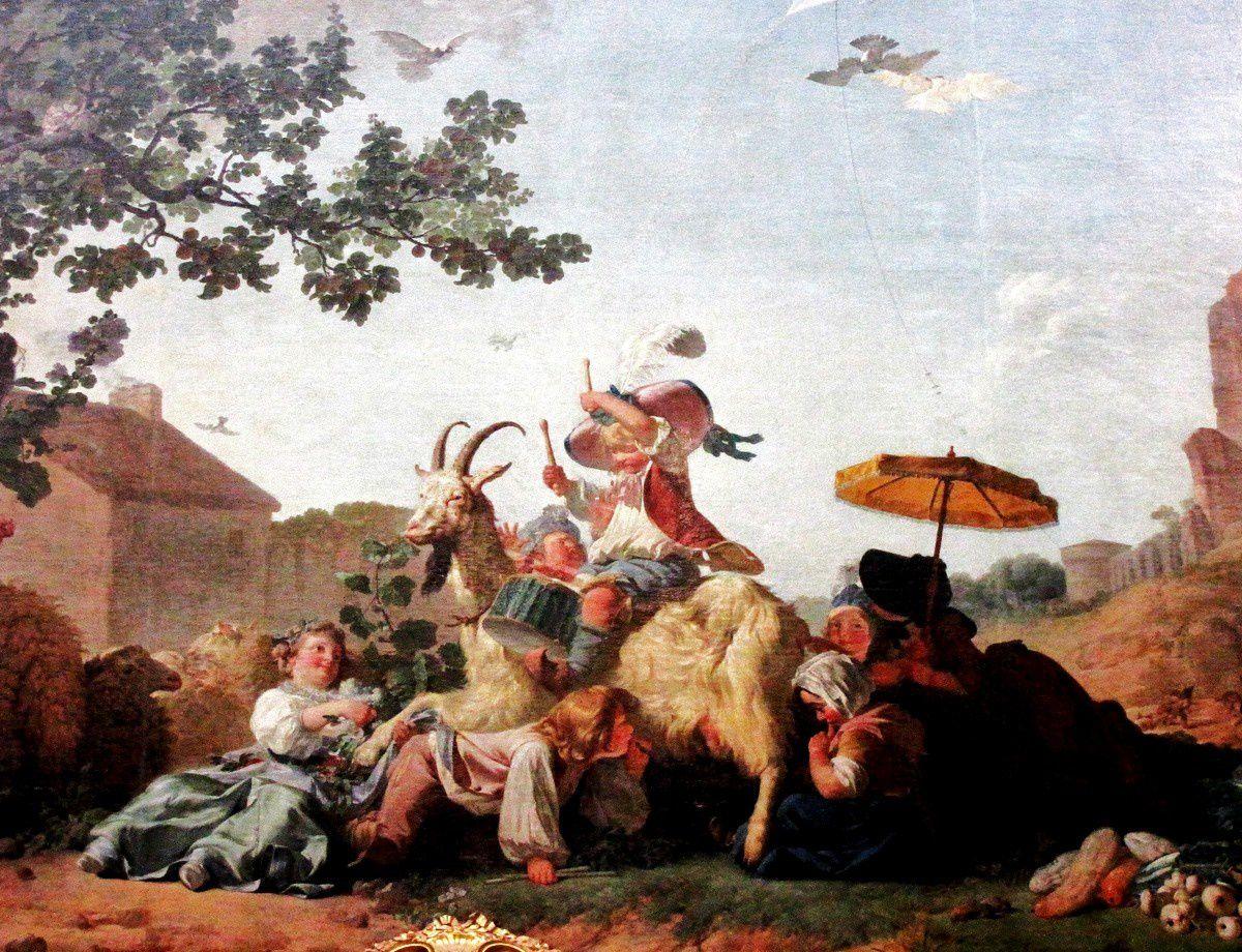 Jean-Jacques Bachelier, Les amusements de l'enfance