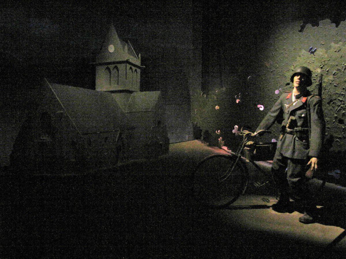 La Bataille de Sainte-Mère-Eglise, musée Airborne