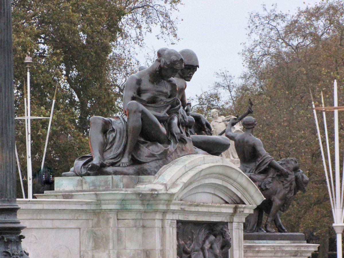 Fontaine de Buckingham Palace, Londres