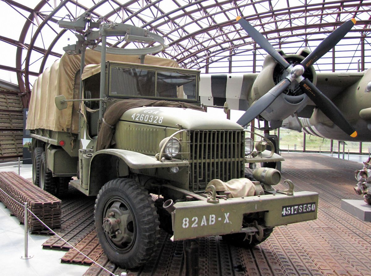 GMC CCKW (camion US)