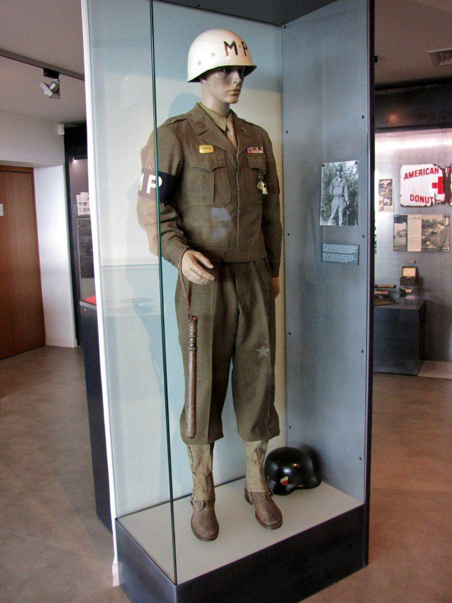 Uniforme de policier militaire US